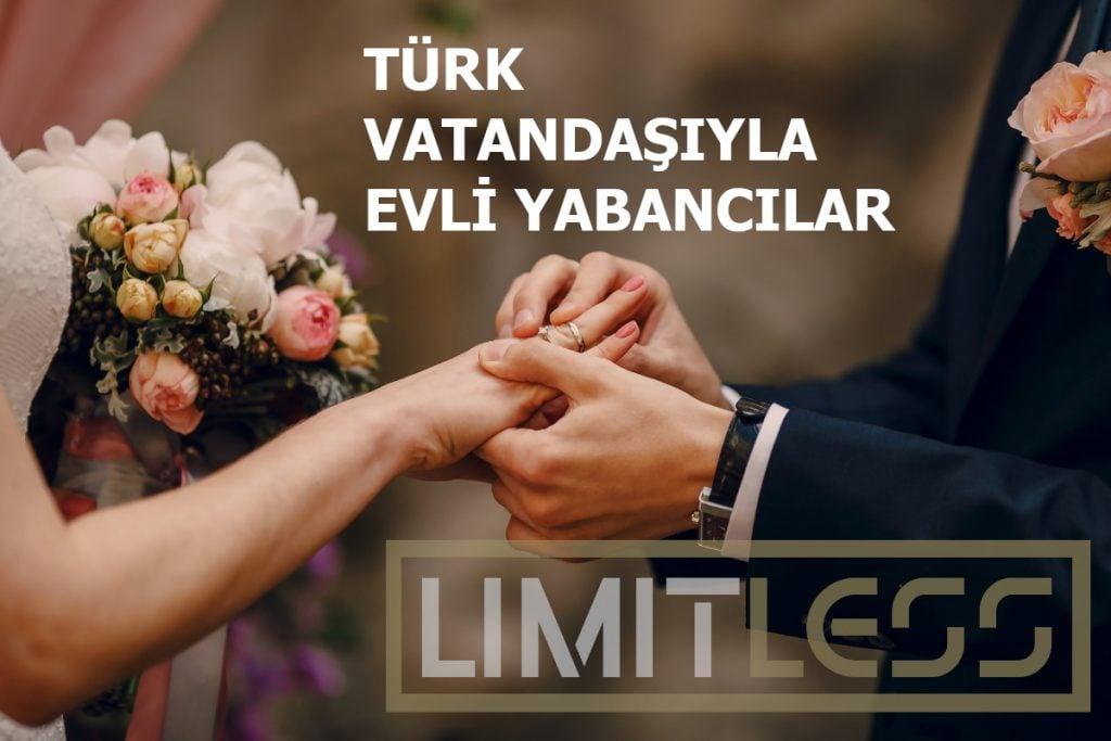 Türk Vatandaşıyla Evli Yabancıların Aile İkamet İzni