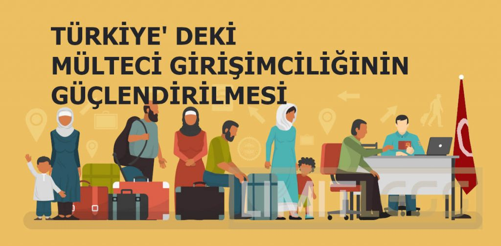 Türkiye'deki Mülteci Girişimciliğinin Güçlendirilmesi