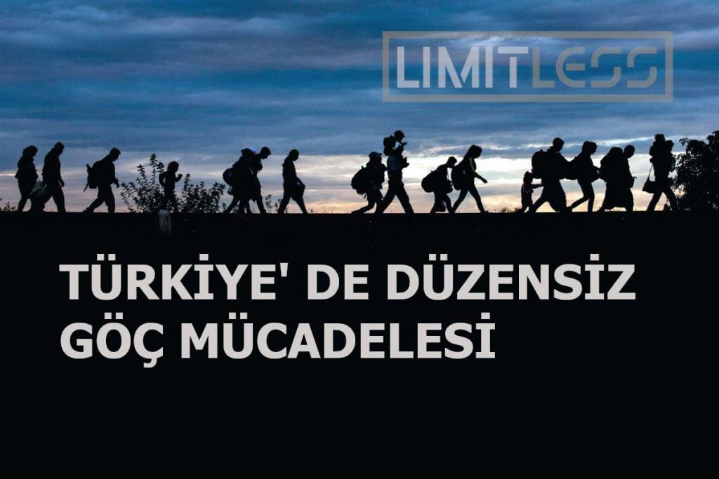 Türkiye'nin Düzensiz Göç Mücadelesi