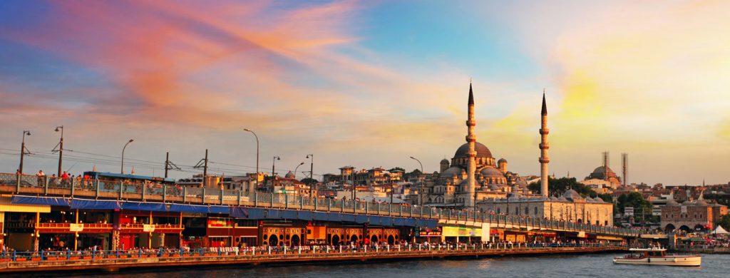 Türkiye de Yaşam ve İstanbul